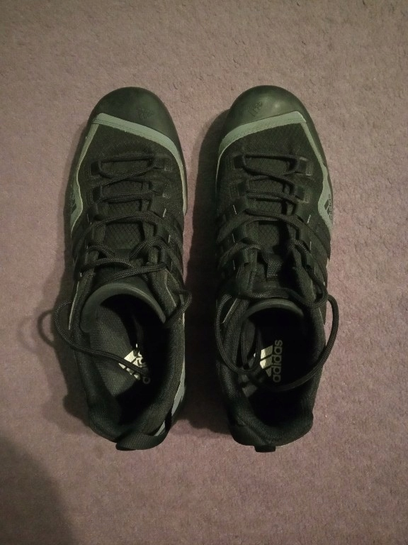 9bdaf1d302404 Buty Adidas Terrex Swift Solo D67031 czarne 43 1 3 - 7729838361 ...