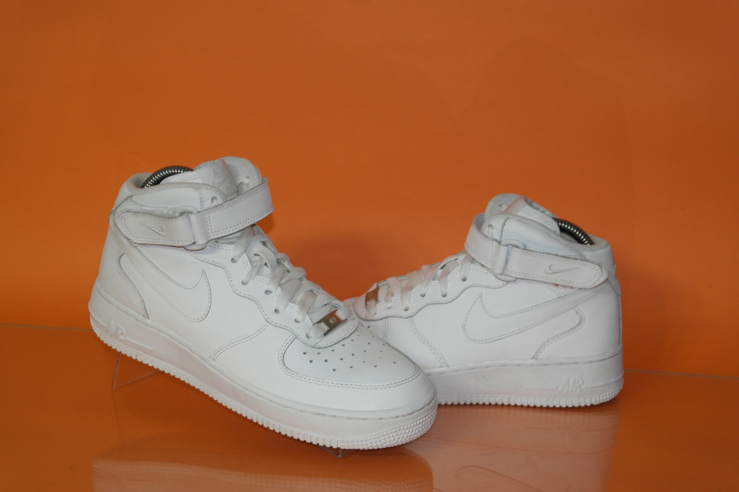 new concept dfae8 8fce0 NIKE-AIR FORCE 1 MID-buty sportowe r.39