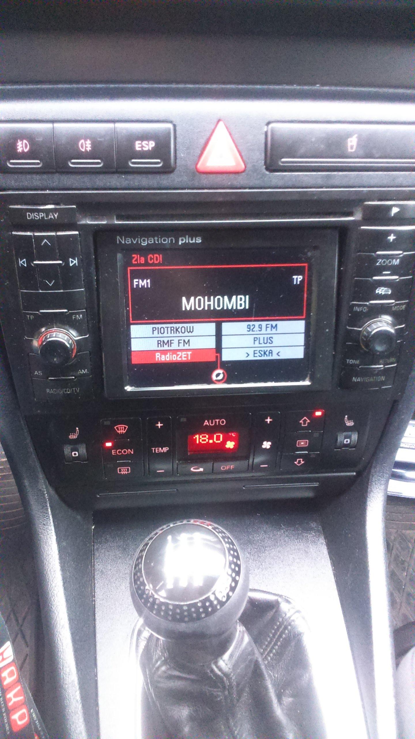 Audi A4 B5 Navi Alu Etc Zapraszam 7435421619 Oficjalne