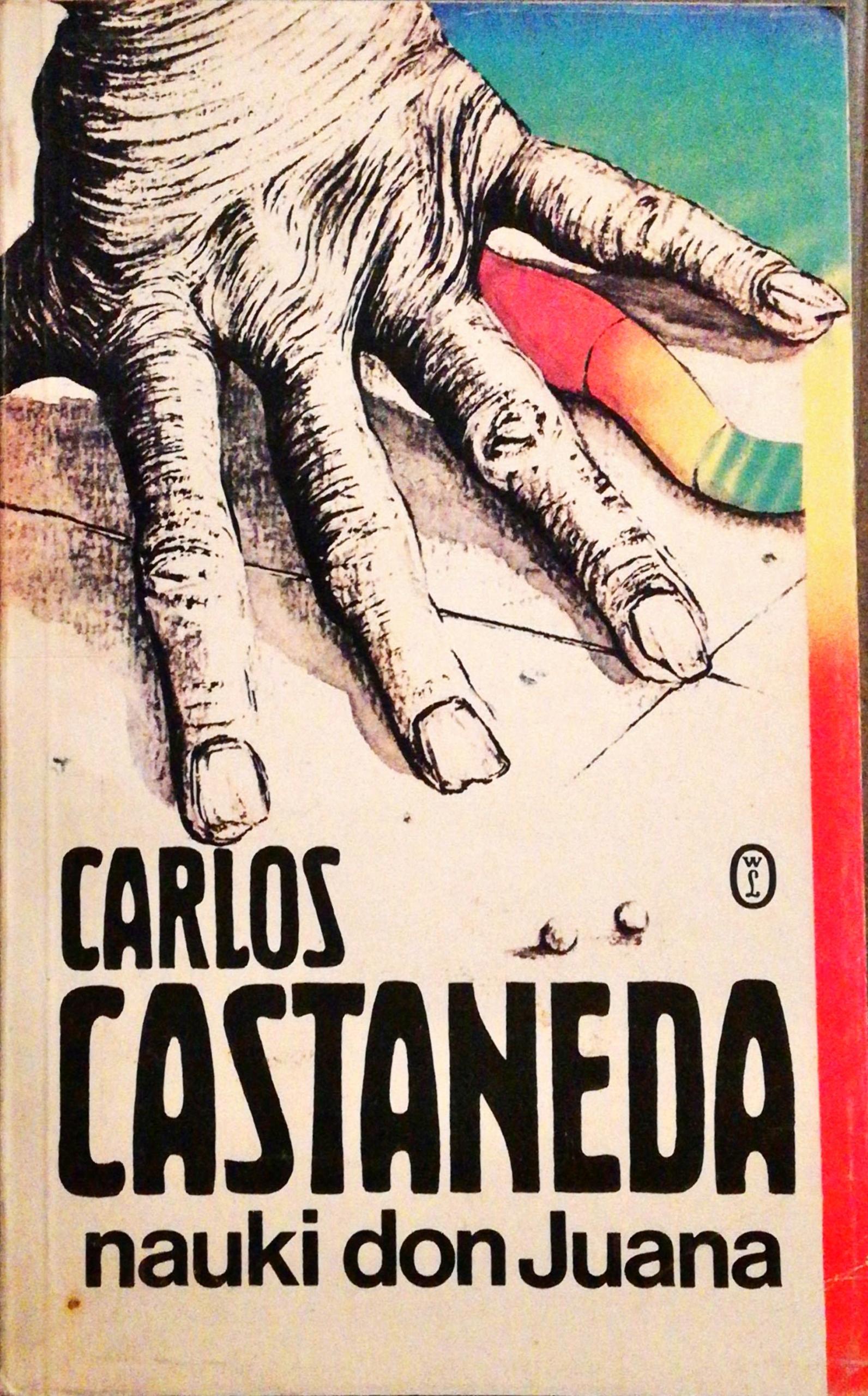 Znalezione obrazy dla zapytania Carlos Castaneda Nauki don Juana