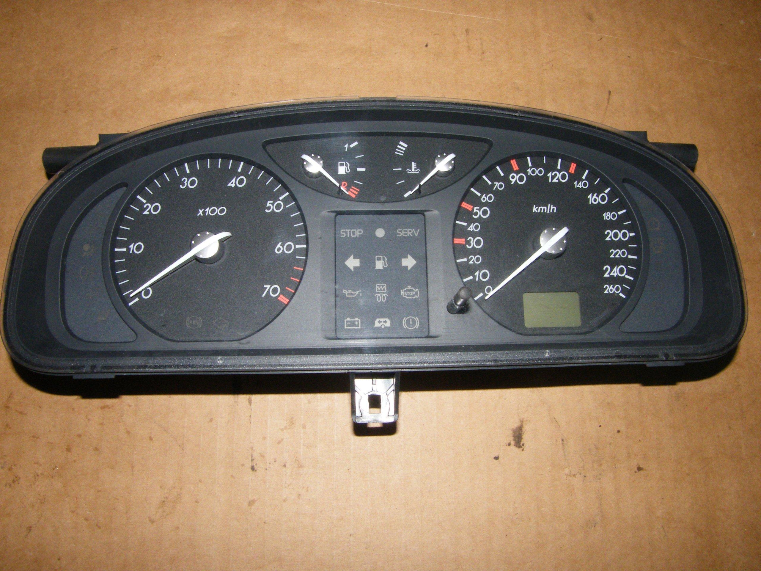 Licznik Zegary Laguna Ii 18 20 Turbo 8200218861