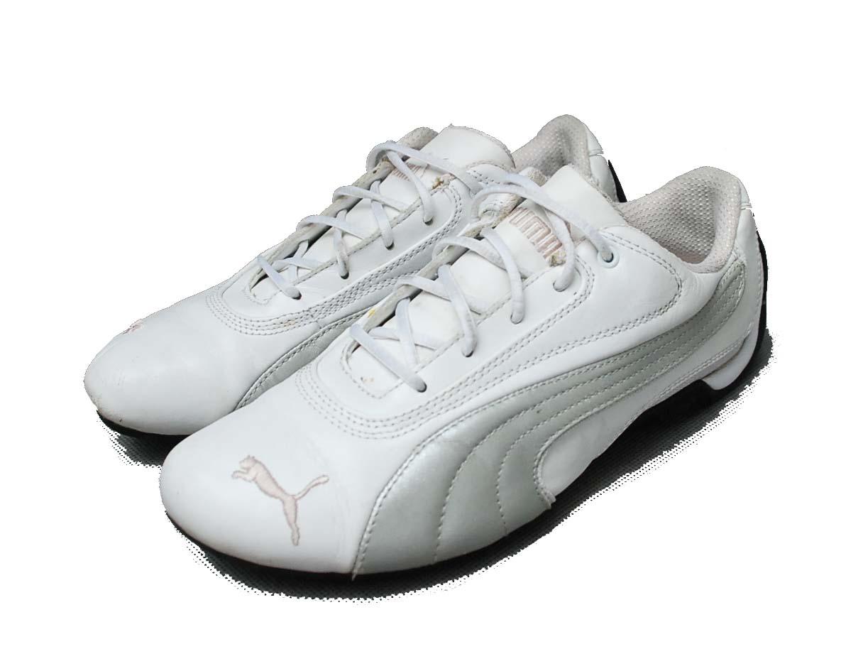 055654cdc3fec PUMA oryginalne modne buty SKÓRA okazja TANIO r 38 - 7291873106 ...