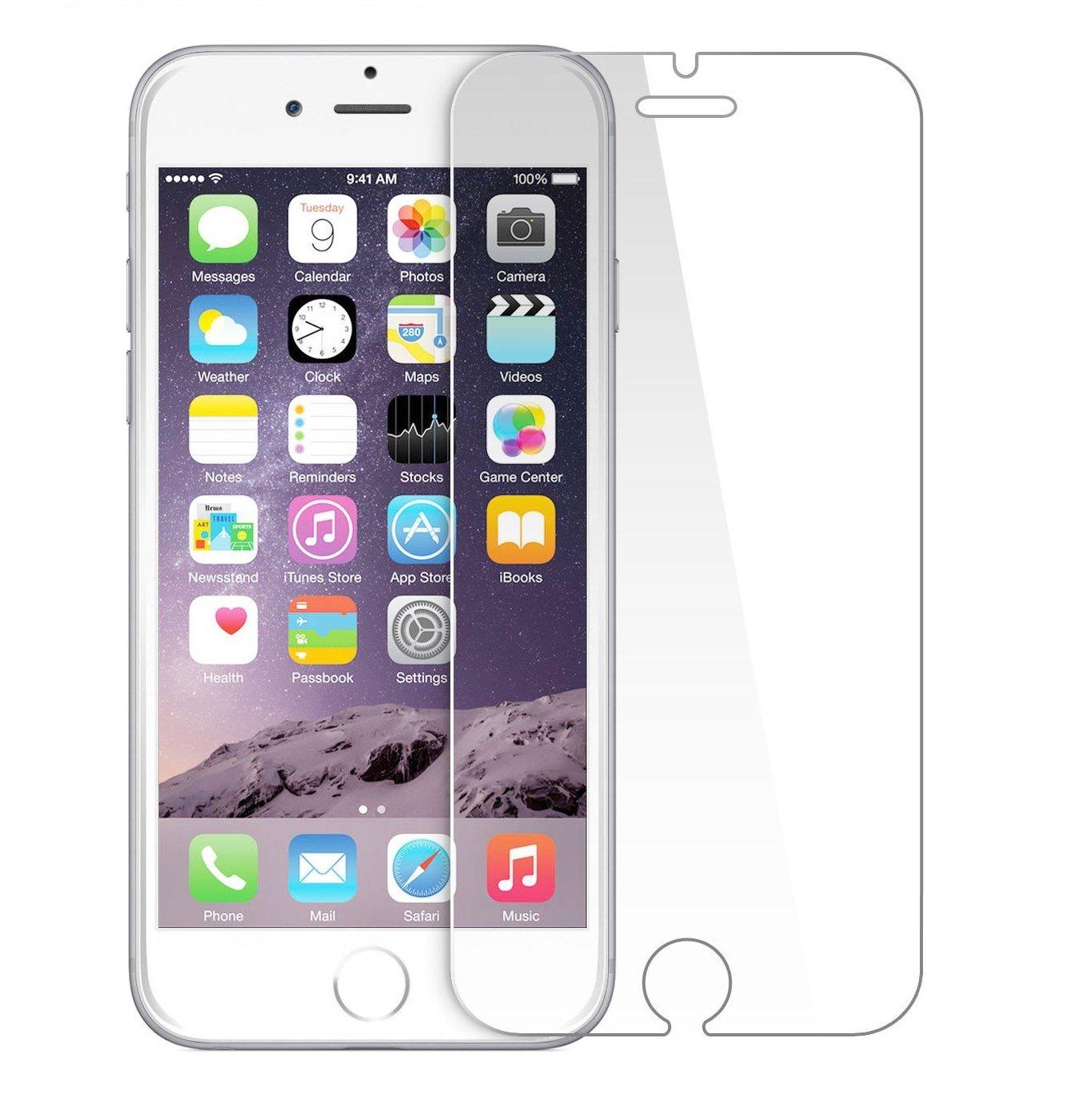 szkło hartowane ochronne 9h apple iphone 8, 7, 6S