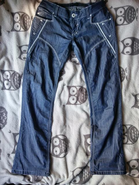 bab60bcd9bc310 EMPORIO ARMANI spodnie damskie jeans - 7614092847 - oficjalne ...