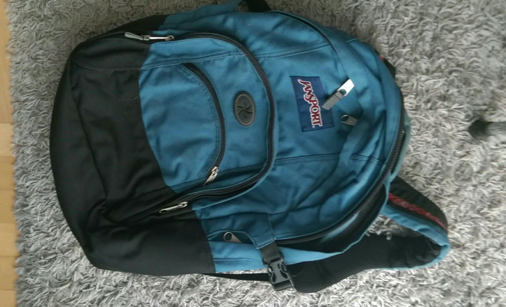 79054dc25a166 Plecak Jansport - z miejscem na laptopa - 7395302099 - oficjalne ...