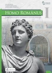 Homo Romanus 1 Podręcznik do języka łacińskiego i