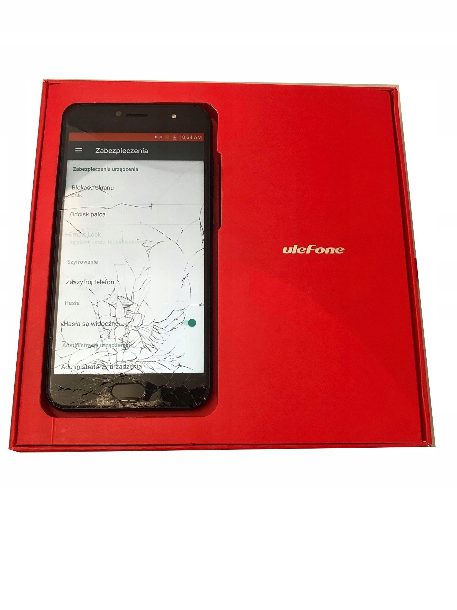 Ulefone Gemini Pro 5,5'' 4/64GB LTE