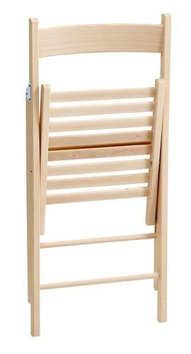 Krzesło Składane Z Litego Buku Juvre Jysk 7430975507