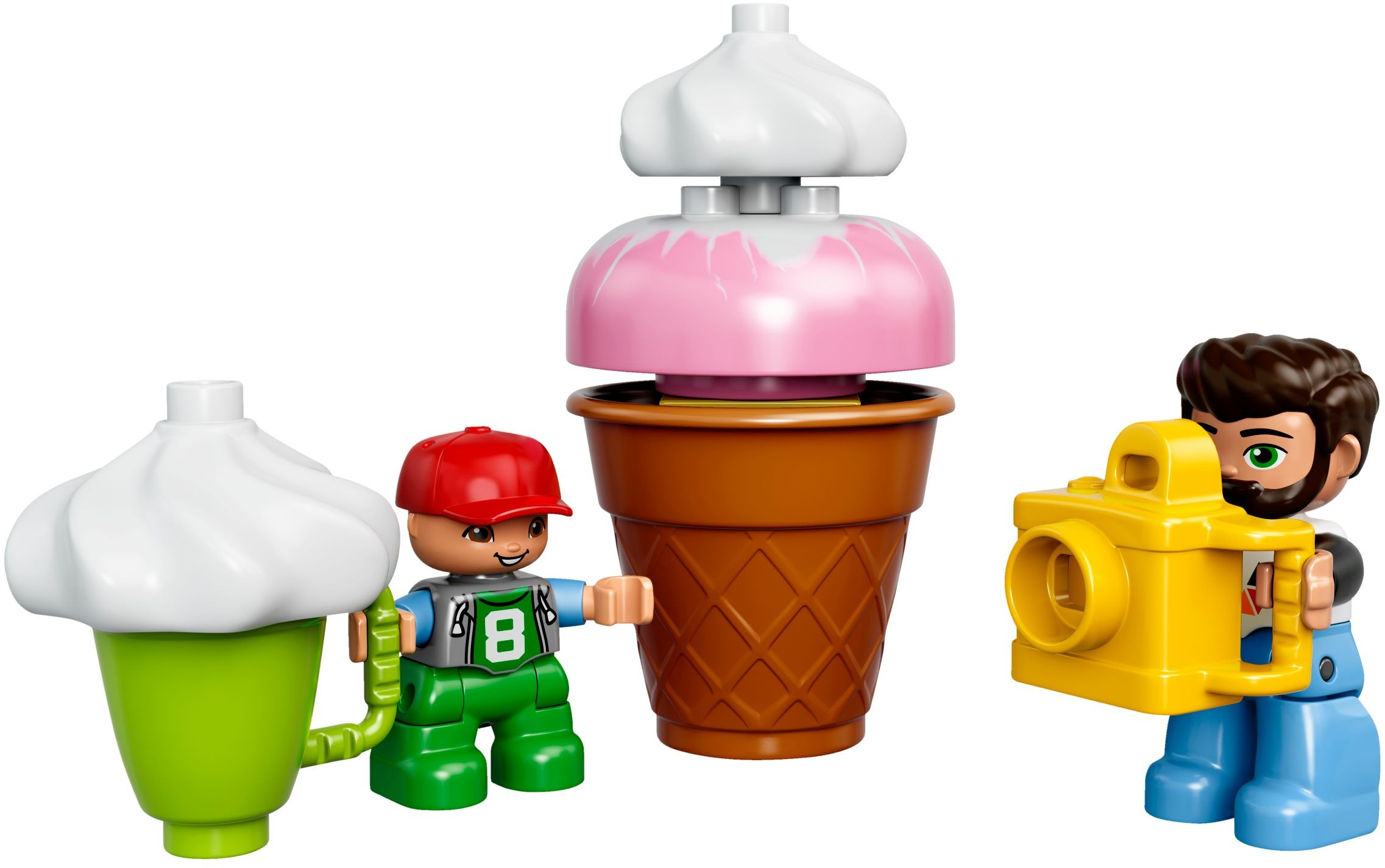 Klocki Lego Duplo 10840 Duże Wesołe Miasteczko Fv 7314846351