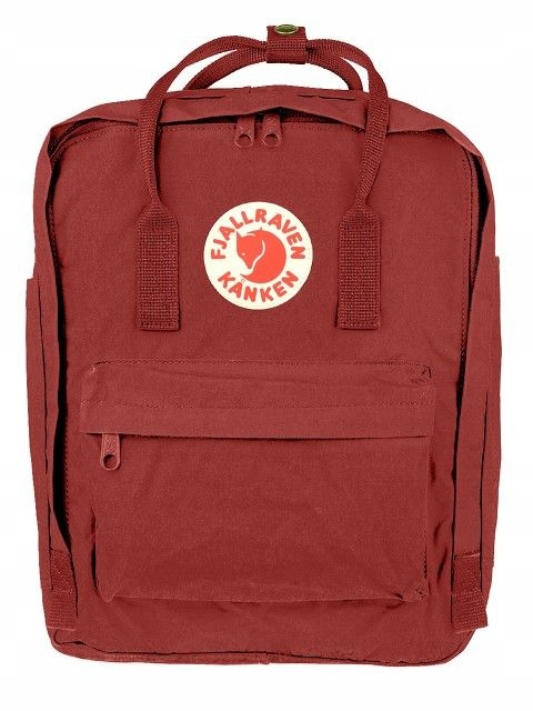 1a13521a8954b Plecak Kanken Fjallraven Deep Red F23510-325 - 7675672883 ...