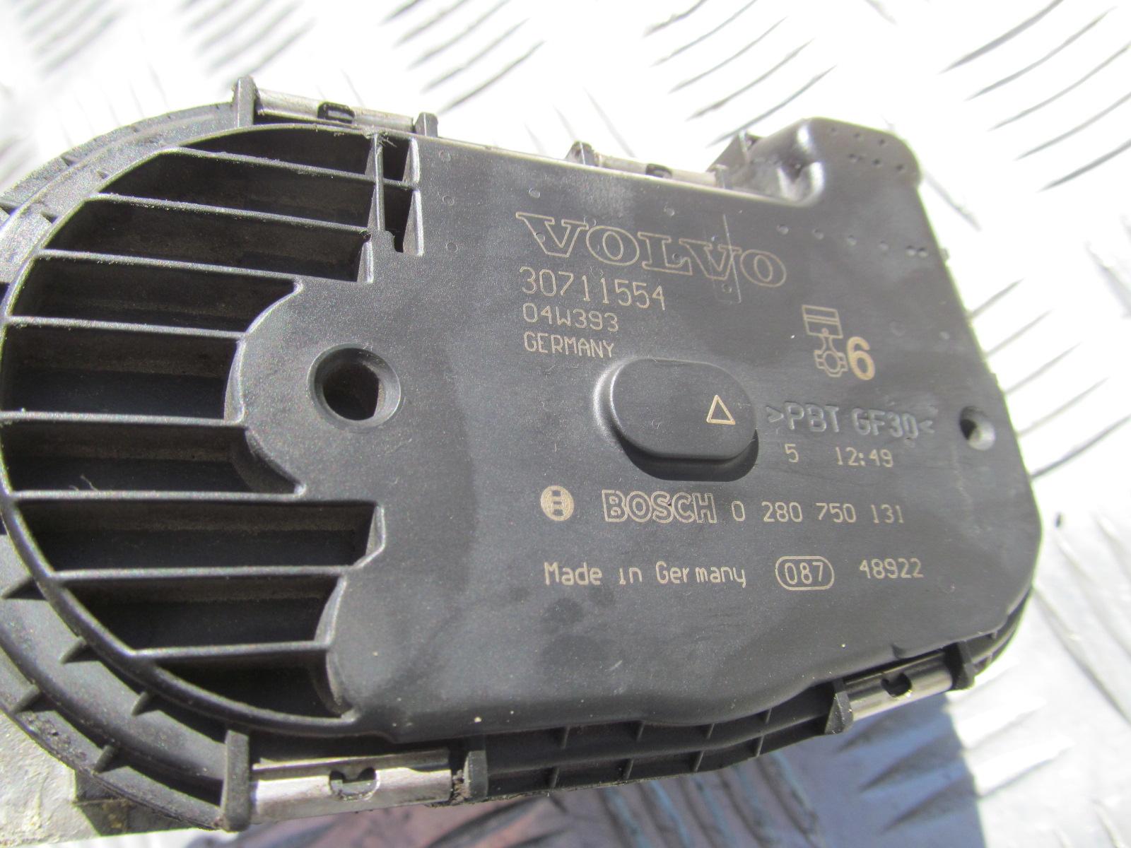 Przepustnica 30711554 Volvo XC90 2 9 T6 2004 W-w - 7334236555