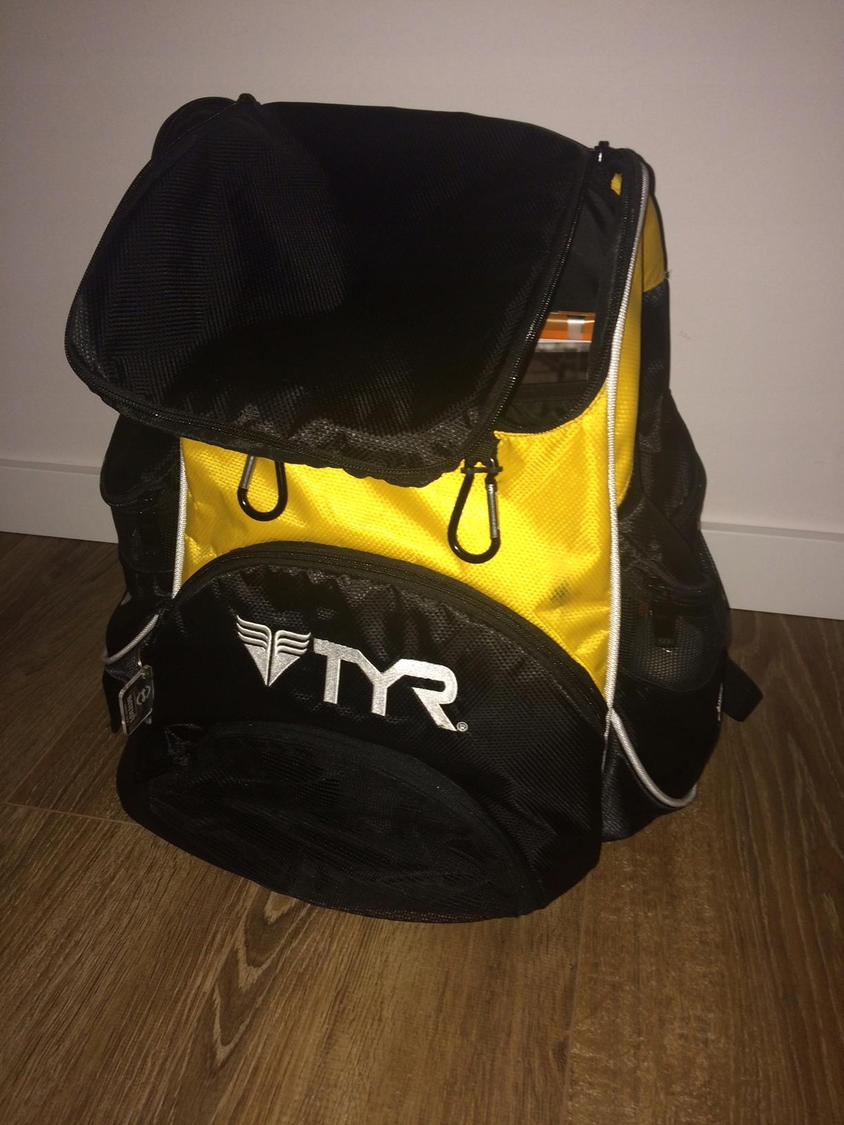 13a00f15839b51 TYR Alliance Team Backpack II - plecak treningowy - 7493685672 ...