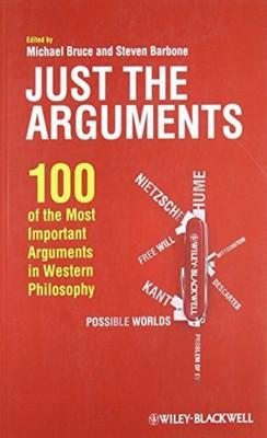 Michael Bruce Steven Barbone Just the Arguments 10
