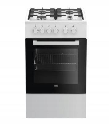 FSS52020DW Kuchnia gazowo-elektryczna