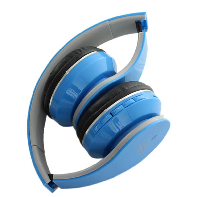 Słuchawki nauszne BT dobrej jakości dźwięk 7378549148