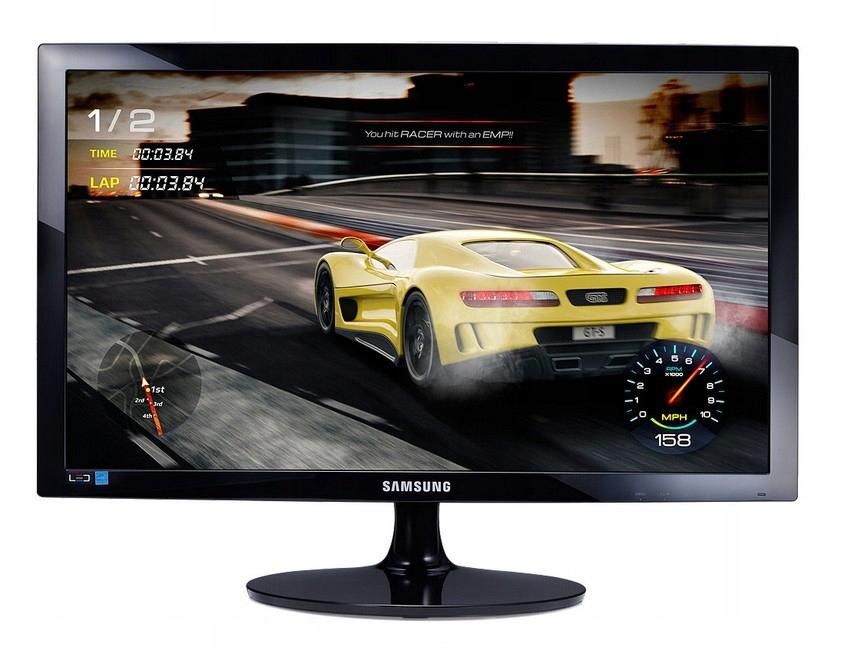Monitor Samsung S24D330H LED FHD 1ms + kabel HDMI