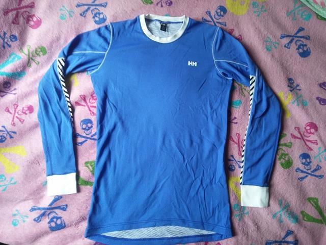 be6aa131a4182 HELLY HANSEN koszulka z rękawami DAMSKA S - 7438955700 - oficjalne ...