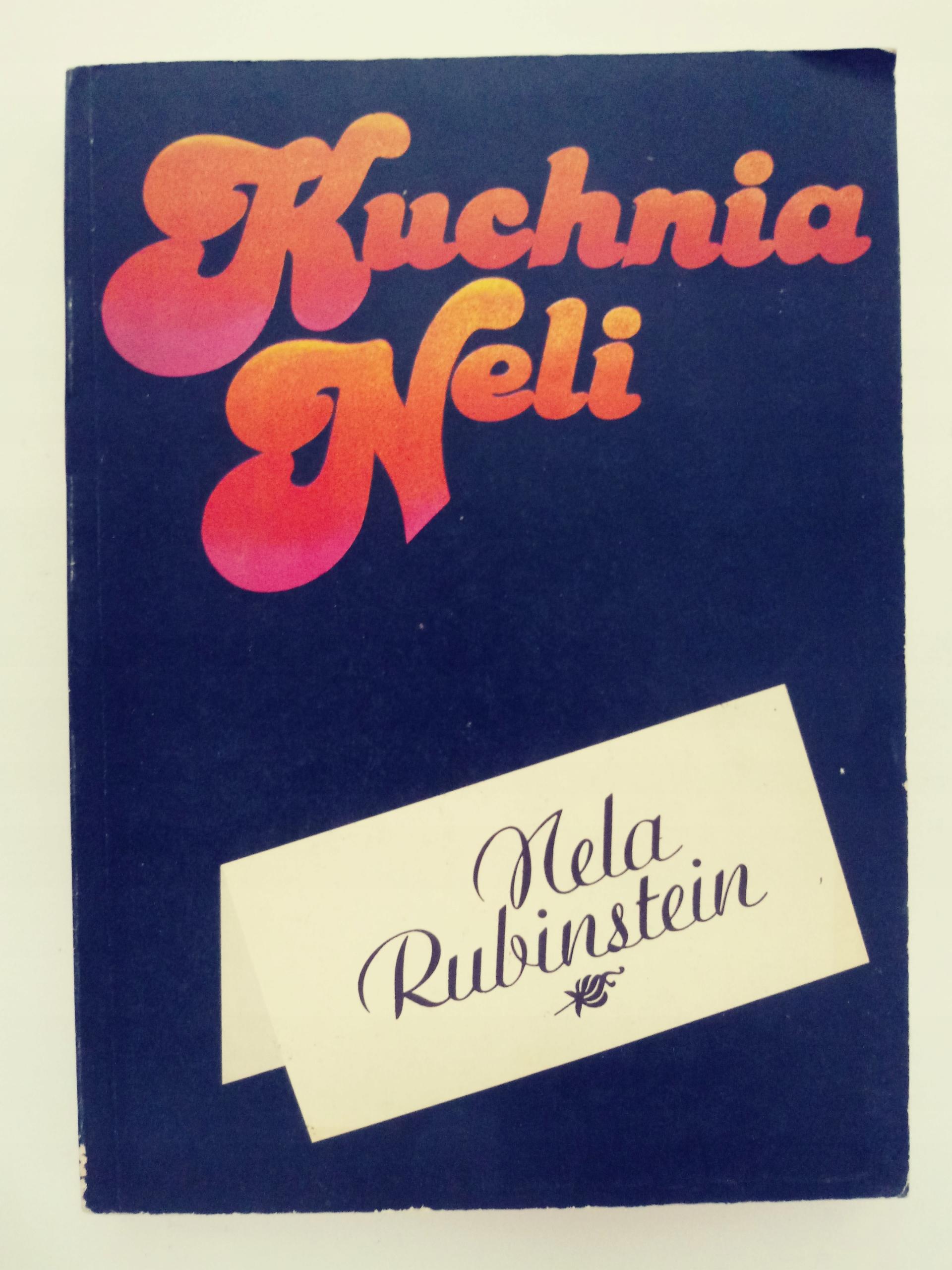 Kuchnia Neli Nela Rubinstein 7676929388 Oficjalne Archiwum Allegro