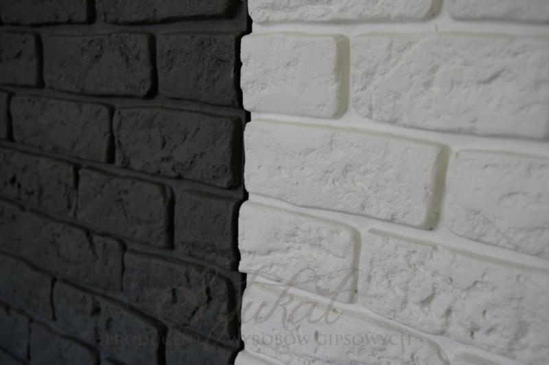 Stara Cegla Z Fuga Biale Plytki Gipsowe 3d Panel 7057704181