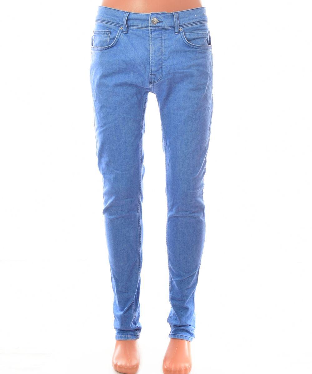 be9884b8c1281f Spodnie Jeans ~ 7249408556 Topman Męskie W32r Stretch Skinny dAqxfdETwX