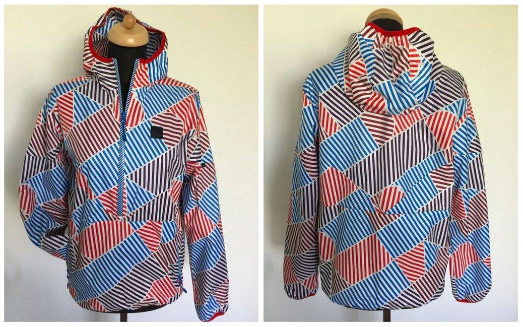 kurtka przeciw deszczowa adidas originals