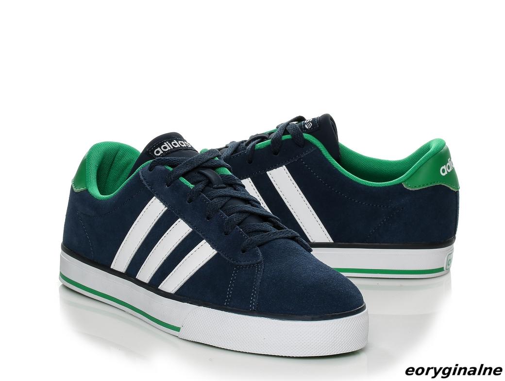 wholesale dealer 30ac8 2f57f Buty męskie Adidas Daily F98337 r.44 I INNE ROZM ! (6848633670)