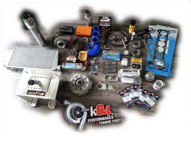 Bmw Turbo Kit E46 E36 E30 M50 M54 M52 K64 Tuning 6991993783