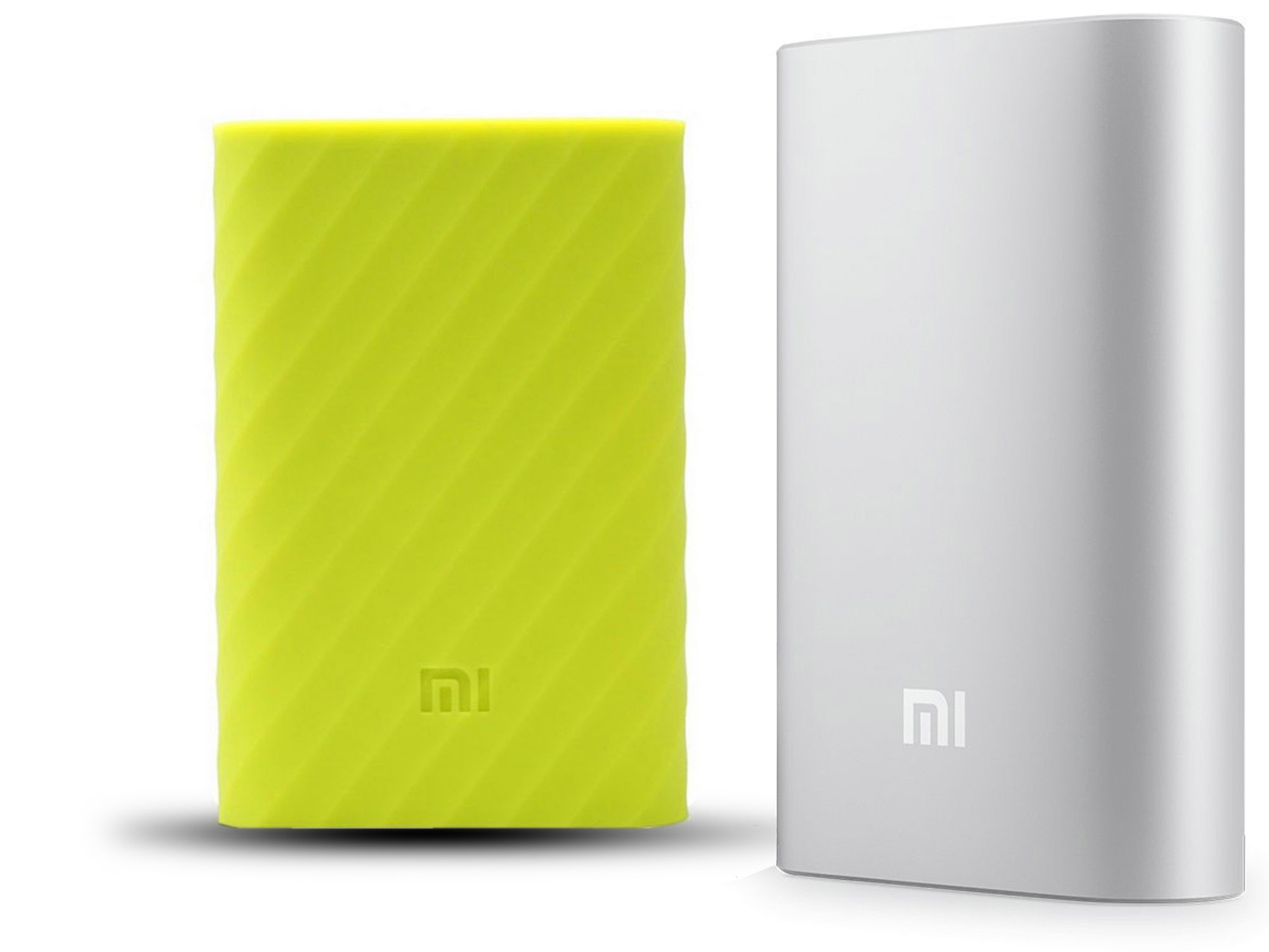 Power bank Xiaomi mAh Etui Case Zielone