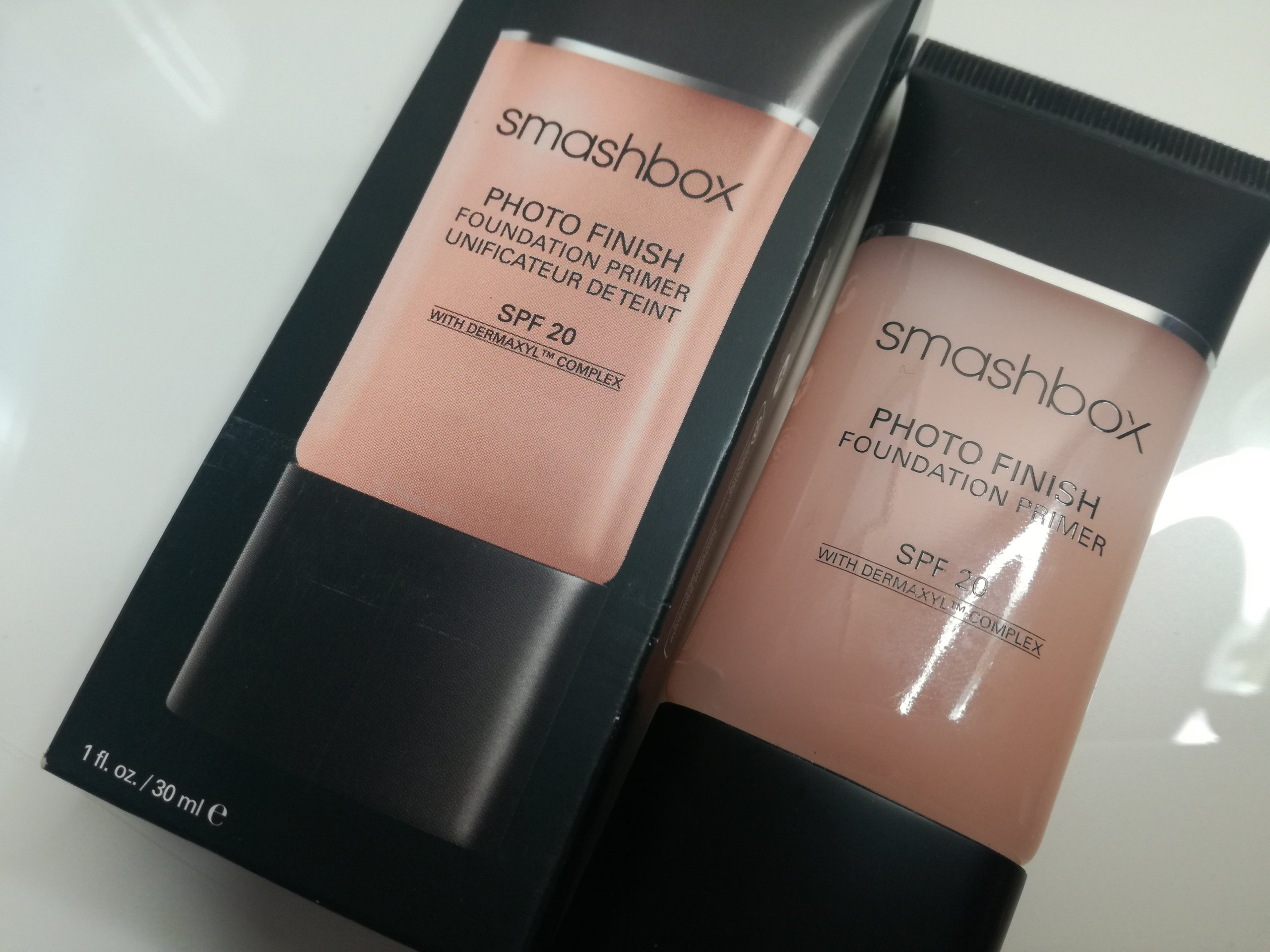 Baza Smashbox Photo Finish Spf 20 Dermaxyl Complex 7315179739