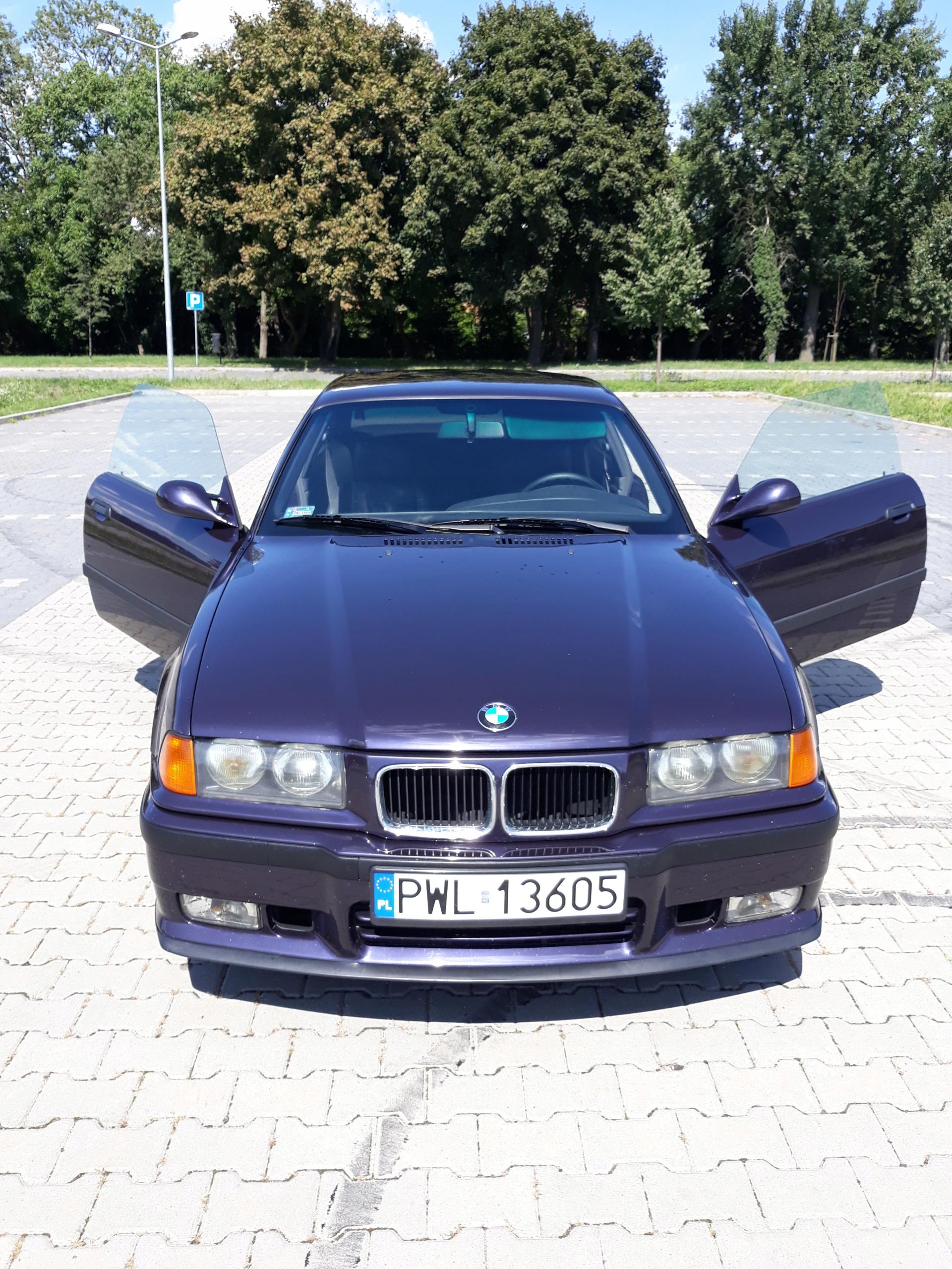 8be95f74c BMW E36 COUPE - 7534323433 - oficjalne archiwum allegro