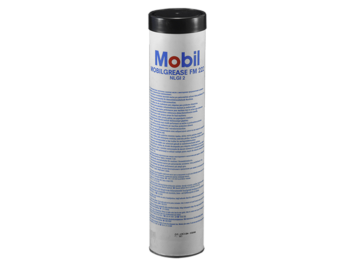 Młodzieńczy MOBIL Smar do łożysk maszyn spożywczych 400g - 7147060231 AD32