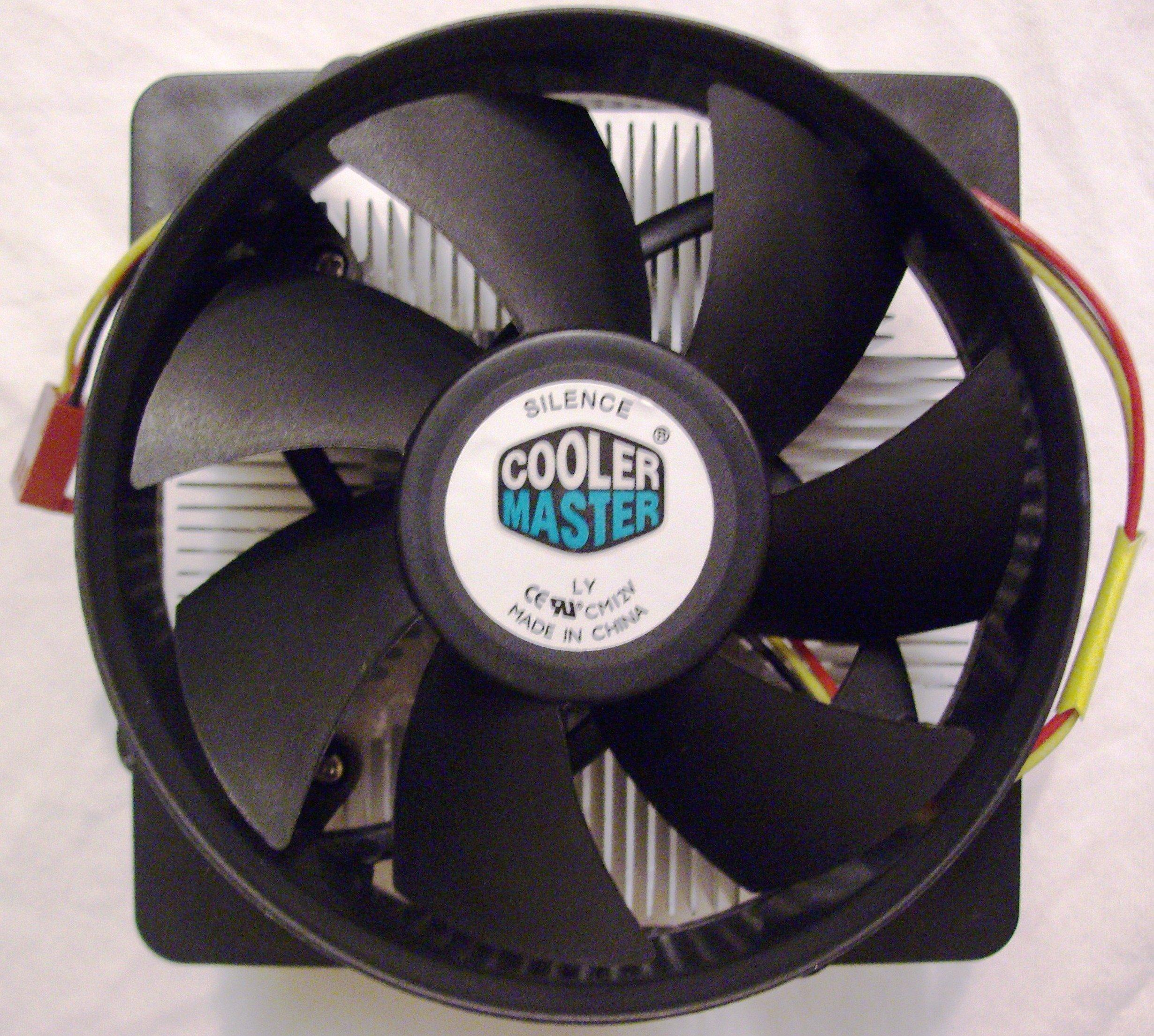 Chłodzenie procesora Cooler Master, LGA775, 3-pin - 7161512076