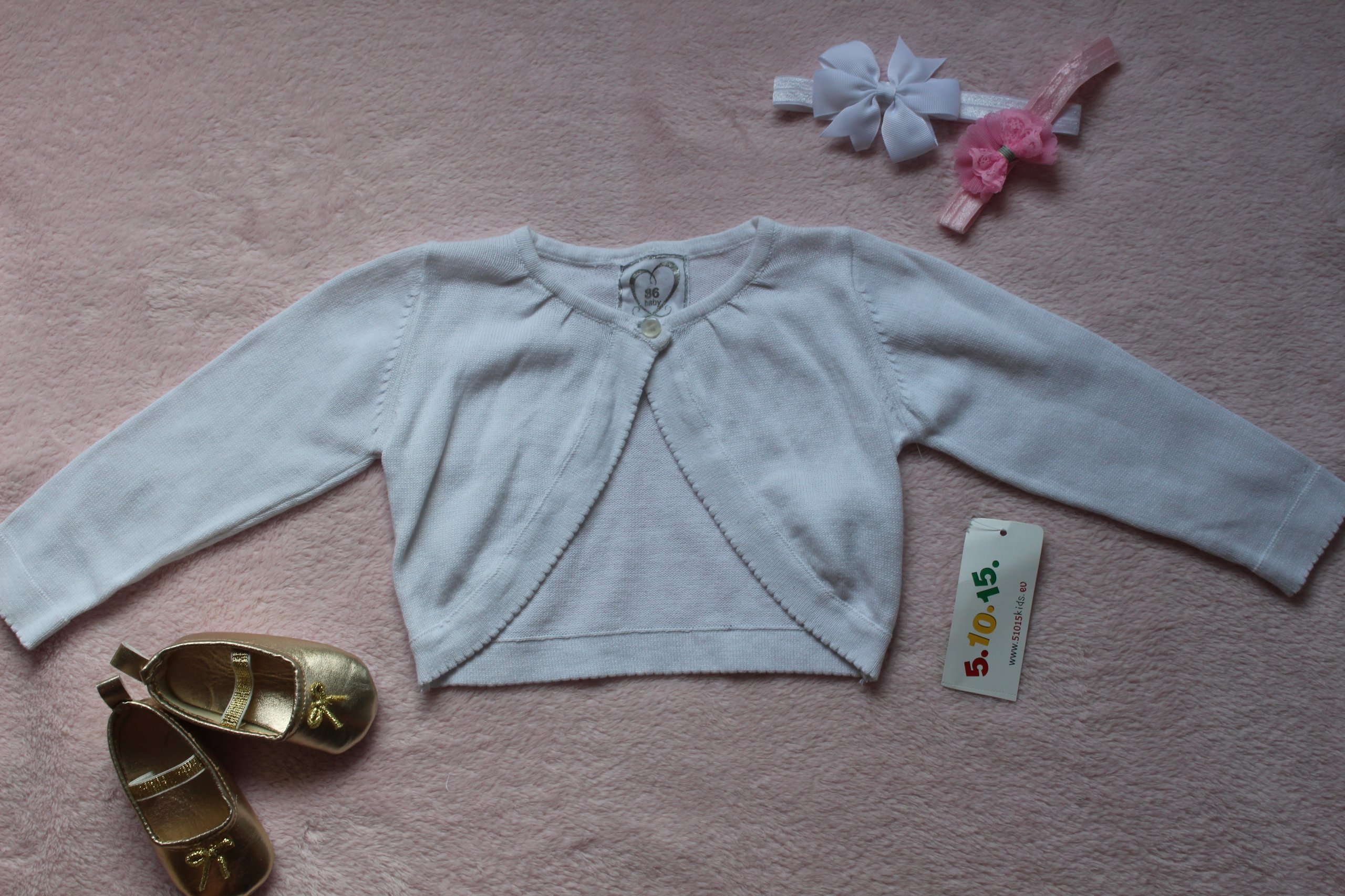 nowe 68 bolerko  5.10.15.  ŚLICZNE sweterek