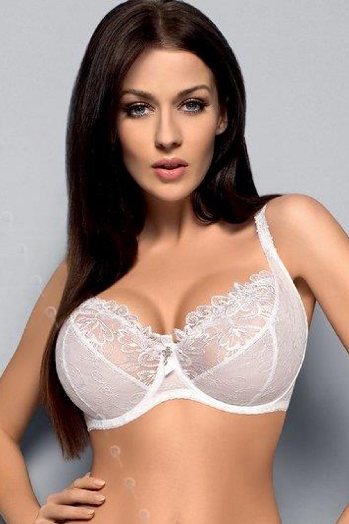 4055993889d6ca Gorsenia biustonosz k 065 madame biały 70K - 6980894402 - oficjalne ...