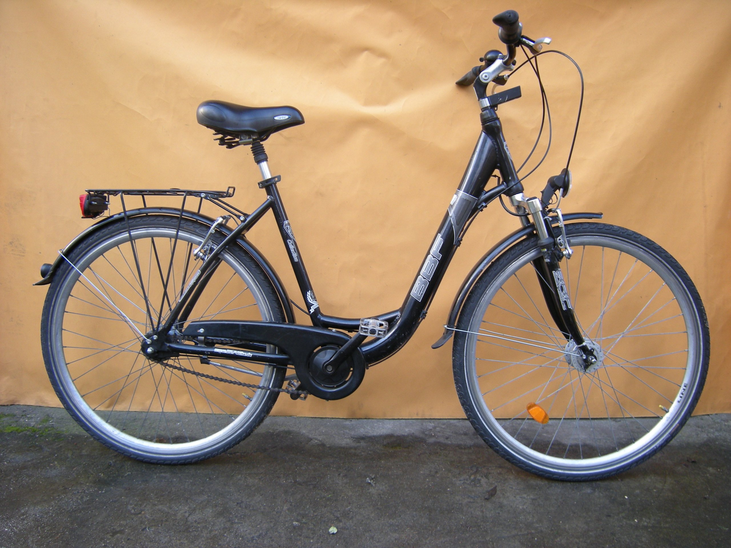 Rower miejski BBF Nexus 7 koła 28 51cm ALU
