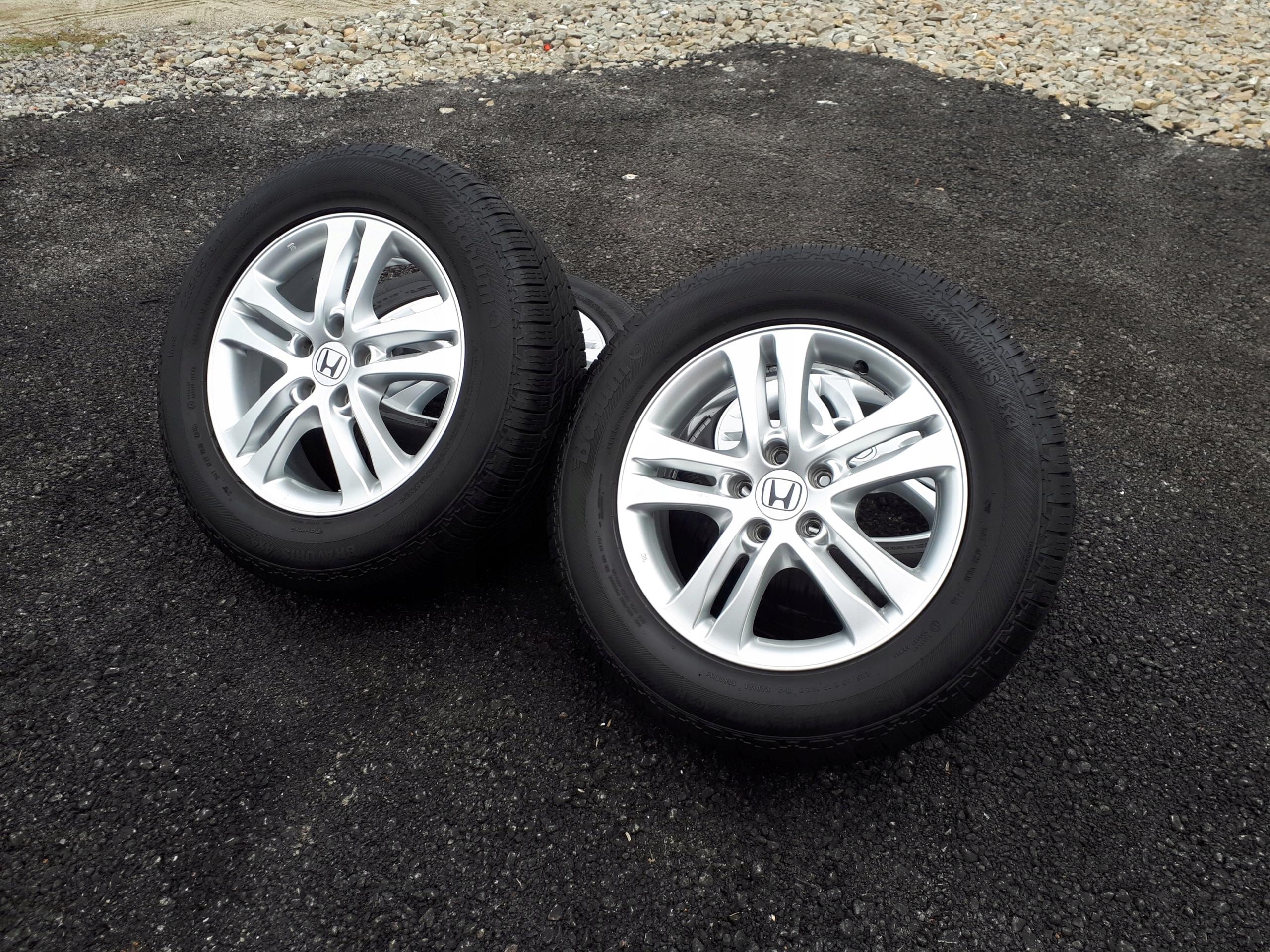 Honda Crv Cr V 5x1143 22565r17 Nowy Model 7578195947