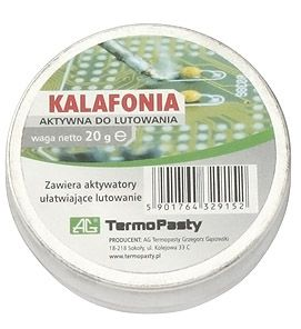 KALAFONIA N 20g AG / 4211