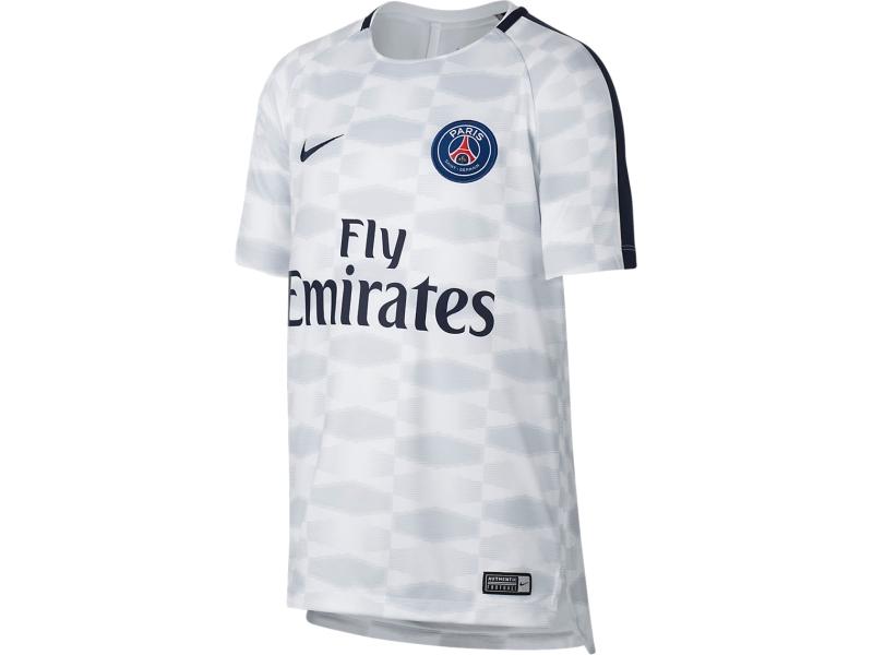 2640fbf57 RPSG56j! Paris Saint-Germain koszulka Nike 158 cm - 7108601523 ...