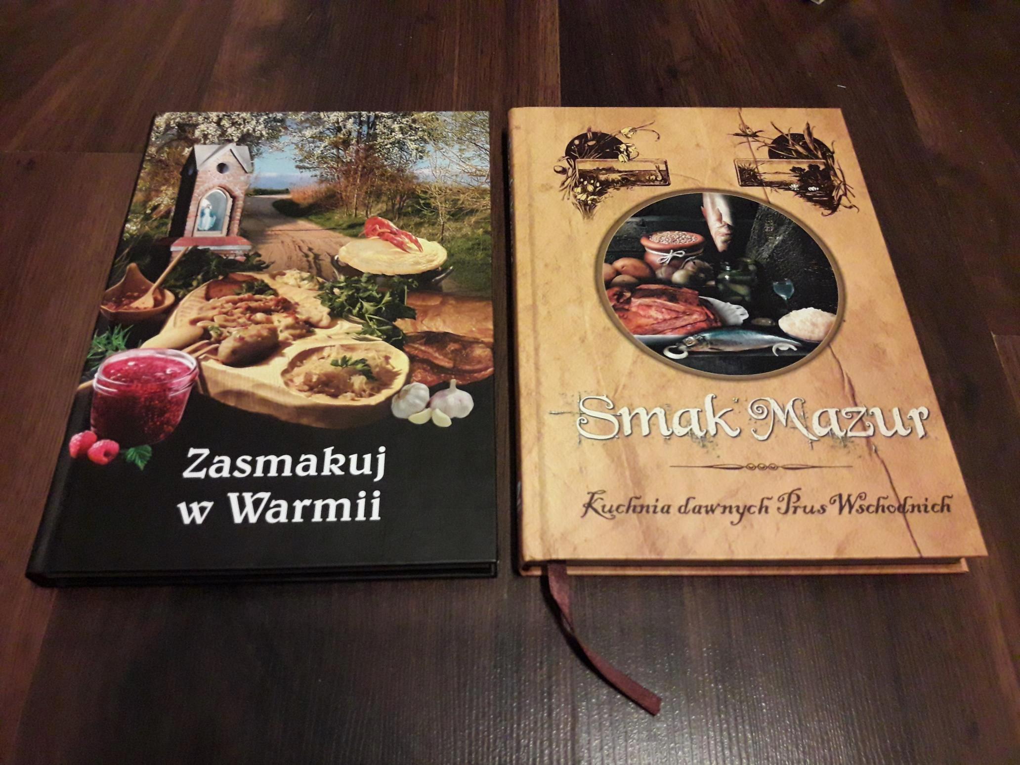 Zasmakuj W Warmii Smak Mazur Zestaw Książek 7687351904