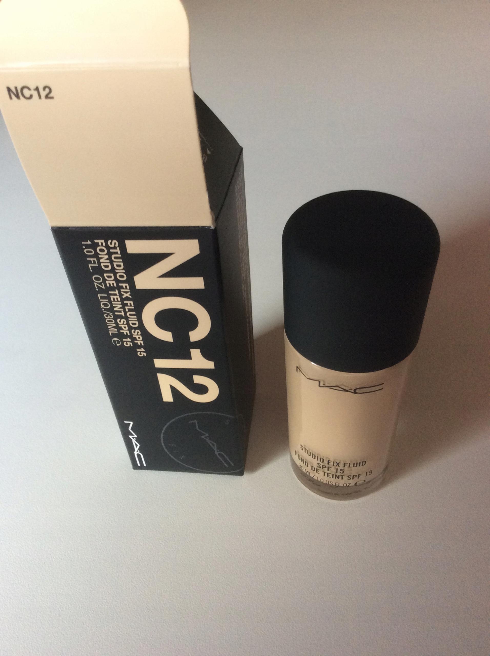 korektor mac studio finish concealer w kolorze nc20 allegro
