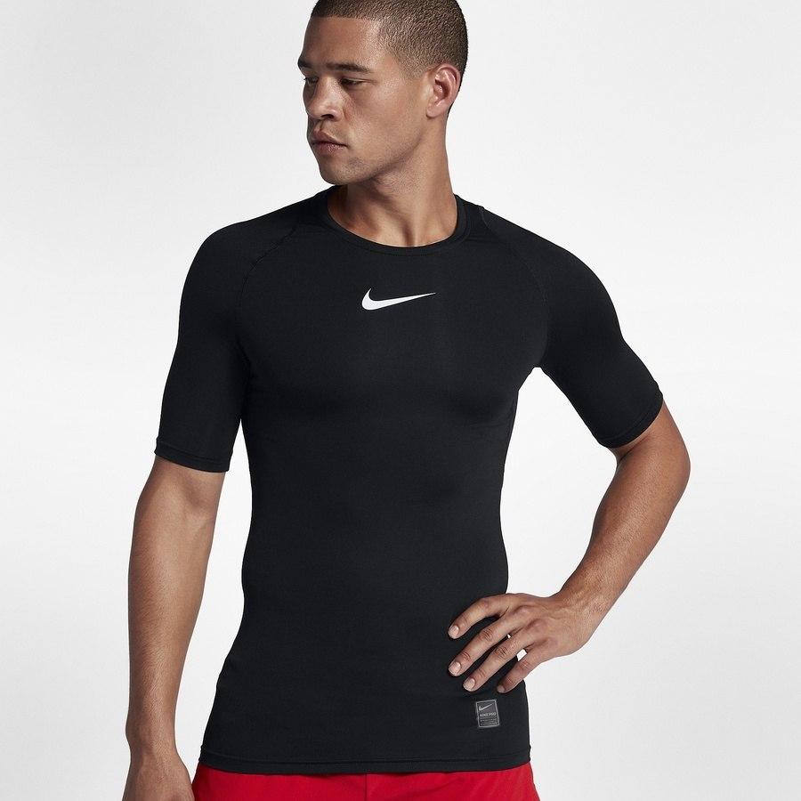 Koszulka Nike M NP TOP SS Comp L Czarny
