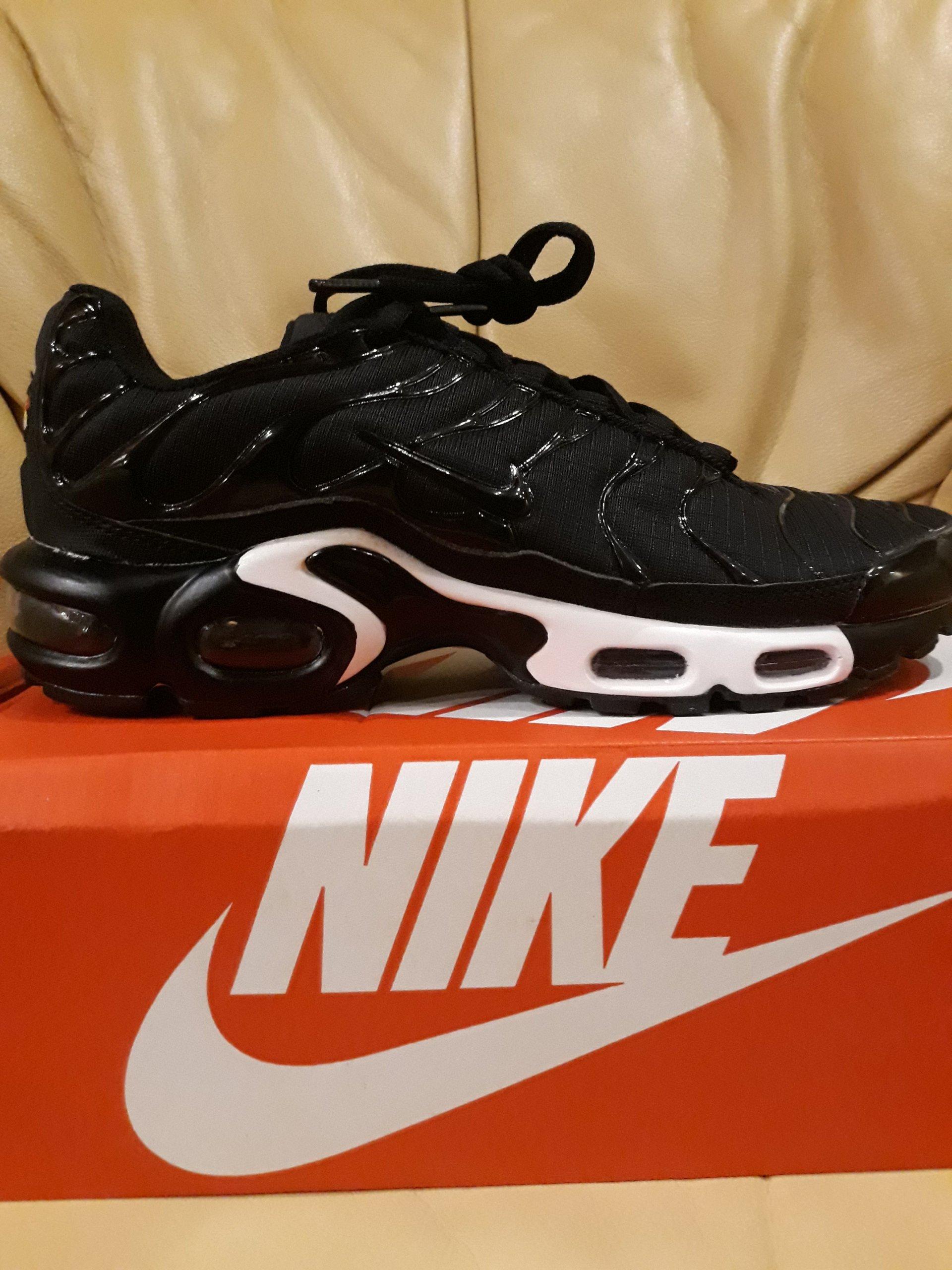 d87e2b66a8fe9 Nike Air Max Plus 604133 nowe oryginal - rozmiary - 7081782459 - oficjalne  archiwum allegro