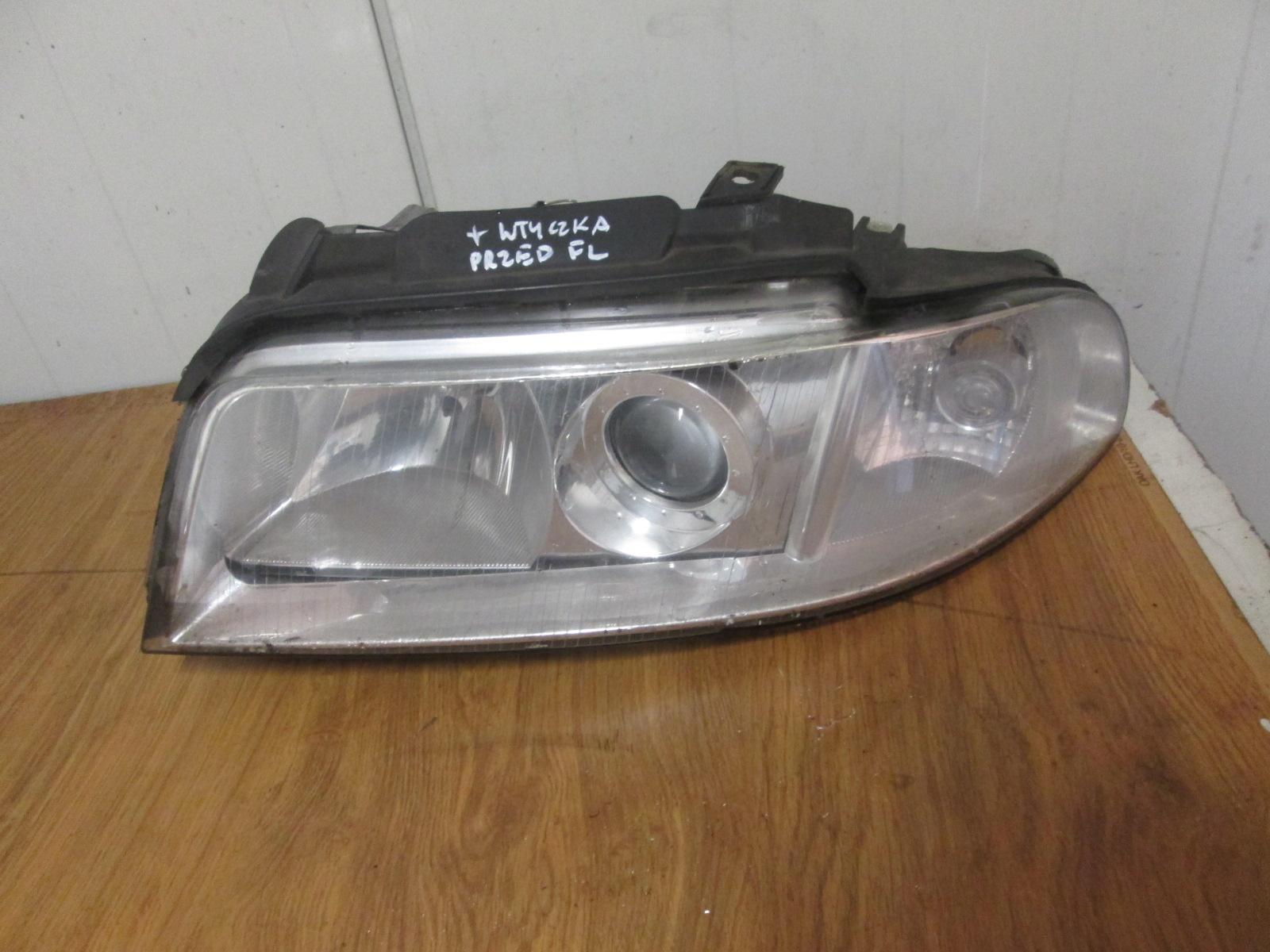 Lampa Lewa Przód Audi A4 B5 Lift Europa 7373284673
