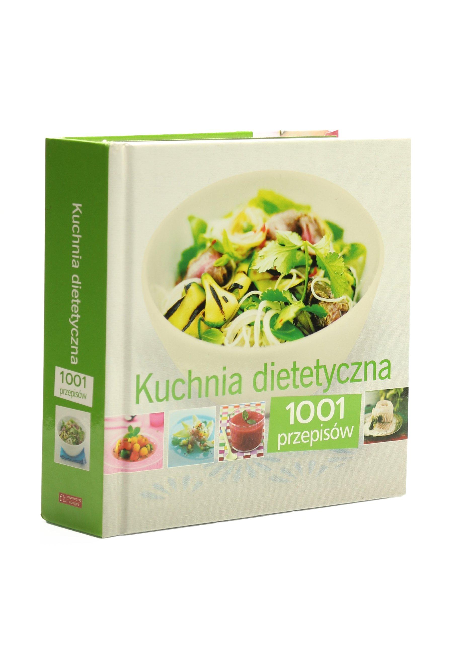 Kuchnia Dietetyczna 1001 Przepisów Wolańska Evos