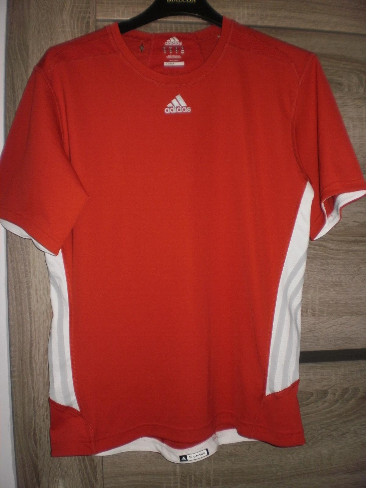 8ab2e0133 Koszulka Sportowa Adidas M - 7382262819 - oficjalne archiwum allegro