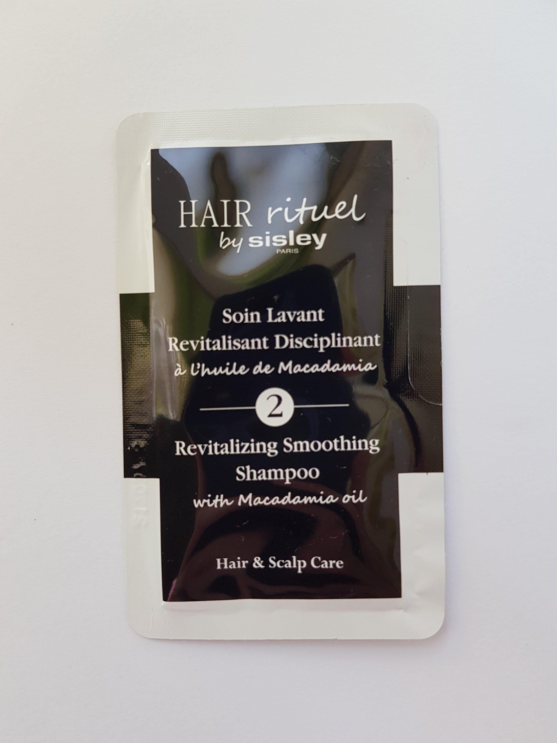 Sisley Revitalizing Smoothing Shampoo szampon 8ml