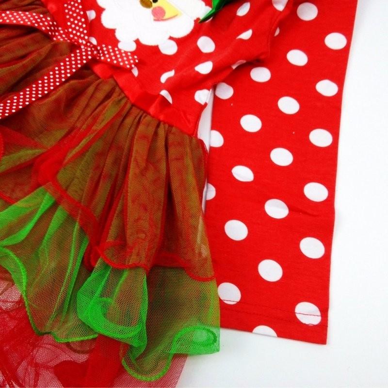 6c58f5abaa Boże Narodzenie sukienka mikołajem 86 92 - 7044558001 - oficjalne ...