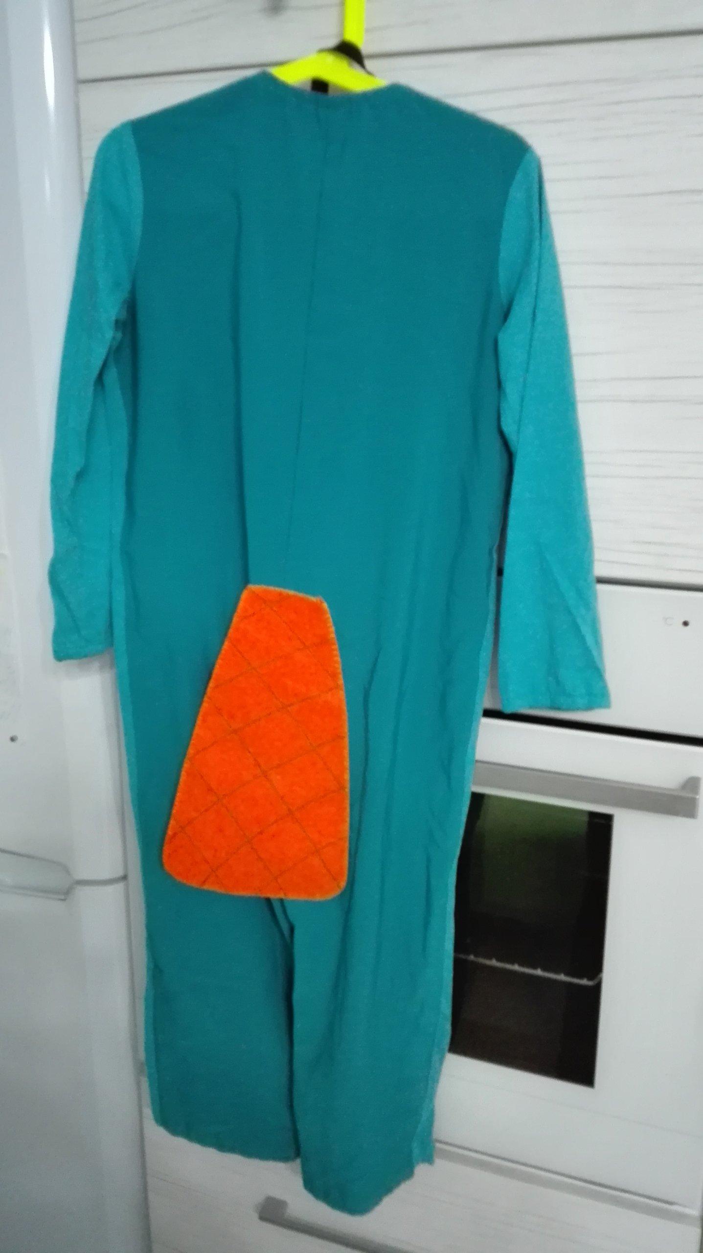 5380aec173 Strój kostium Pepe Pan Dziobak Fineasz i Ferb - 7121988692 ...