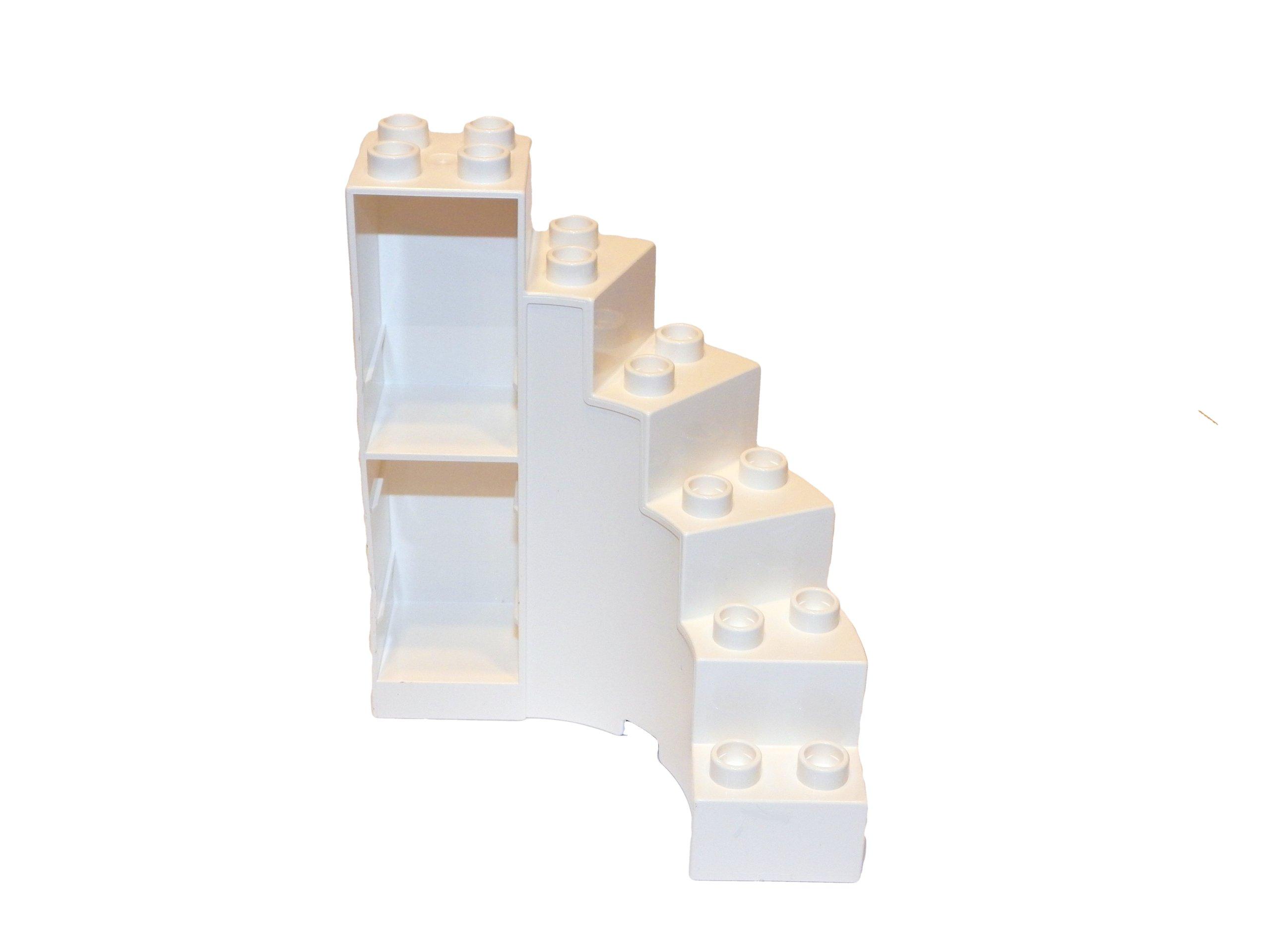 Ls Nowe Lego Duplo Dom Schody Białe Unikat 7080607390
