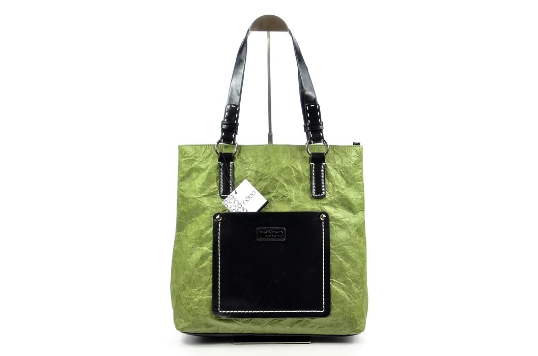 TOREBKA damska NOBO BAG 3190 zielona czarna